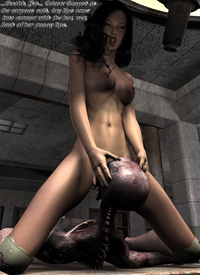 porn toons 3d scj galleries pictures awful zombie licks brunette pussy porn toons