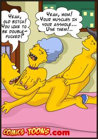 porn toons comic gotofap mature fuck session simpsons comics toons