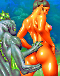 porn xxx toons scj galleries erotic art toon babes getting alien cock