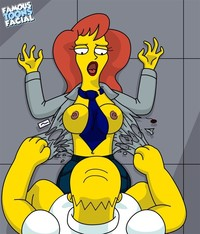 porno toon famous porn toon category simpsons