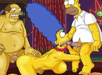 porno toons simpsons hentai stories lisa bart