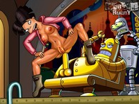 real porn toons galleries cartoonsex futurama originals porn tons here kind perverted