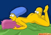 real toon porn cartoon simpsons sexy marge simpson edna real toon porn