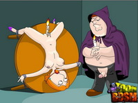 real toon porn family guy toon bdsm