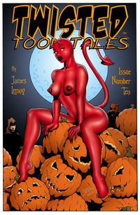 red toon porn twisted toon tales vol tmp