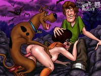 scooby doo cartoon porn pic scooby doo cartoon dooporn