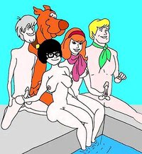 scooby doo cartoon porn pic scooby doo hard cartoons disney hardcore