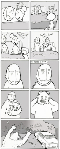 sex comics of cartoons pics comics lunarbaboon kids