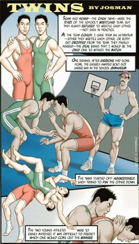 sex comics toon gay twins comics
