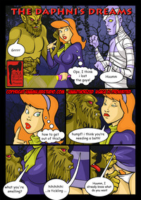 sex comics toons scooby doo