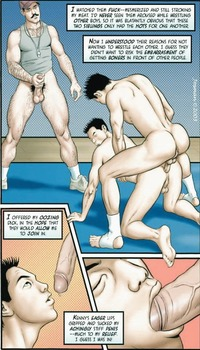 sex fuck comics gay twins comic