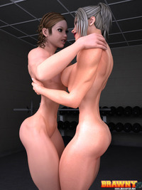 sex in toons toons galleries gym workout action