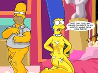 sex in toons gogofap fucking hotel simpsons toons