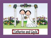 sex pic cartoons products wedding under arbor same cartoon picture