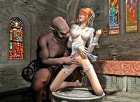 sex pic toons dmonstersex scj galleries classic toons featuring elven sluts fucked huge green orcs