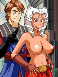 sex porn cartoon pic media original ahsoka tano dual gay bath cartoon porn