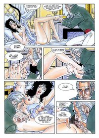sex porn comic lisa fatal beauty comics part
