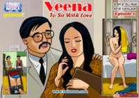 sex toons pic veena episode sir love desi comics