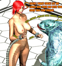 sex with toons dmonstersex scj galleries loving hot babe lizard toons