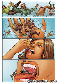 sexual anime comics pre giantess mermaid vore scene fan comics ispvd cartoon