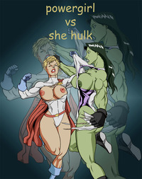 sexy cartoon porm power girl hulk nip slip costume tear torn costumes slips