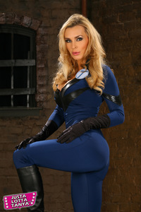 sexy comic porn pics main tanya tate invisible woman cosplay fantastic four marvel sexy comic girl book