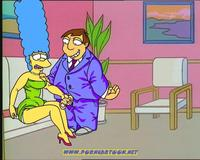 sexy fucking toons hentai comics simpsons marge fucked quimby ics sey toons