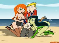 sexy toon gallery naked kim possible pics pornography