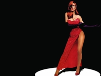 sexy toon pics wallpaper jessica rabbit beautiful toon wife sexy woman movie