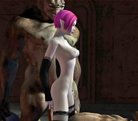 sexy toons fuck dmonstersex scj galleries fantasy babe giving herself magic creatures goblin toons