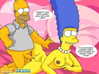 sexy toons hentai large fyj bath cartoon comic hentai homer marge sexy toons simpsons