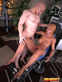silver toon porn galleries gthumb brawny blonde naked mom fucked pic