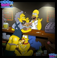 simpson cartoon porn gallery toonparty thesimpsons upload simpsons gallery toon suck cartoon