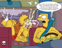 simpson porn comics viewer reader optimized simpsons fear simpson porn comic page read