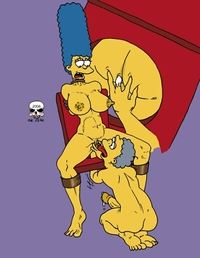 simpson porn comics viewer reader optimized simpsons fear dde simpson read page