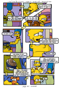 simpson porn comics media original bart lisa porn simpsons comic