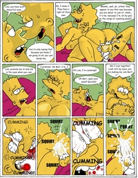 simpson porn comics hentai comics simpsons marge exploited