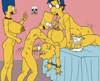 simpson toon sex fear simpsons pictures album tagged milf sorted best page