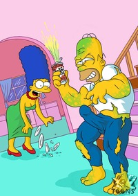 simpsons adult toons cce ddb aeb homer simpson hulk marge simpsons toons