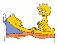 simpsons animated porn ceb bart simpson lisa simpsons animated helix femalecelebrity