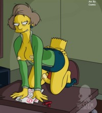 simpsons animated porn feb bart simpson edna krabappel jester simpsons animated slut marge hentai