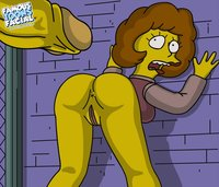 simpsons cartoon naked simpsons club naked cartoon toons porno