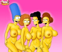 simpsons cartoon porn pictures