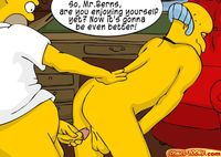 simpsons cartoon sex pictures cartoon simpsons gallery