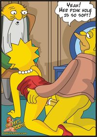 simpsons porn comics gallery media comic disney porn toon simpsons pictures