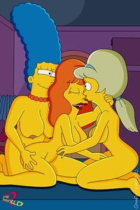 simpsons porn gallery media original les simpsons porno resolution porn