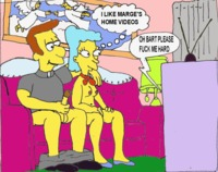 simpsons toon porn galleries xiw bart lisa simpson
