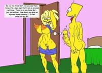 simpsons toon porn pictures hentai comics simpsons never ending porn story