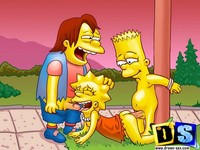 simpsons toon porn pictures drawn simp simpsons