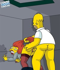 simpsons toon porn pictures media toon porn video